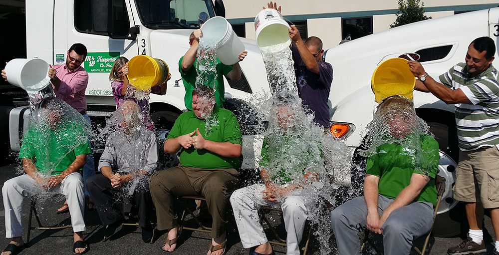 Drive Time ALS ICE Bucket Challenge