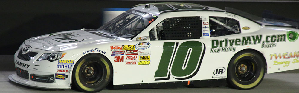 M&W Logistics Group, Inc. presents The Support Military Foundation for the Food City 300 at Bristol Motor Speedway