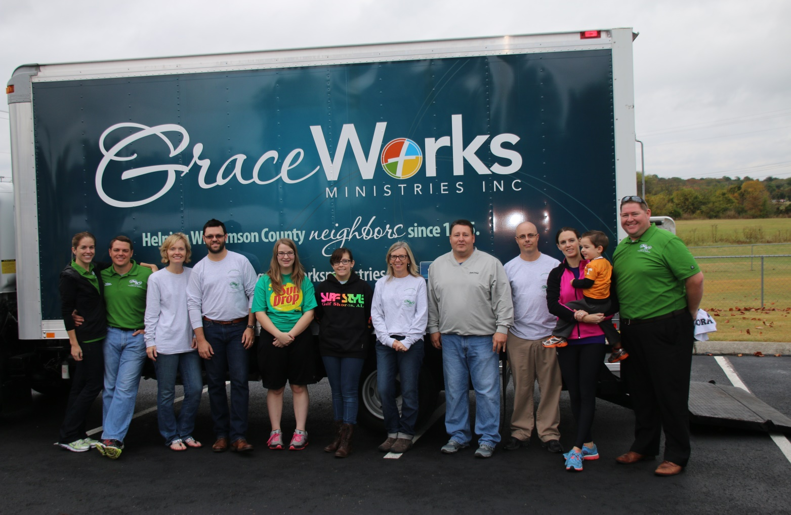 M&W Logistics Group Supports the Second Harvest Food Bank of Middle Tennessee With Grace Works
