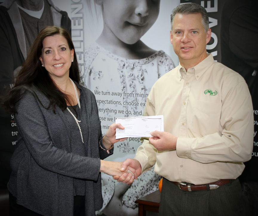M&W Logistics Group Supports the Nashville Rescue Mission