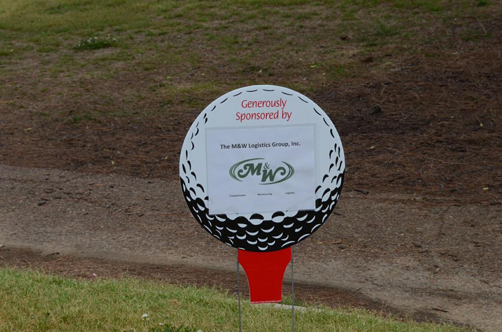 M&W Logistics Group, Inc. sponsors YES Golf Event