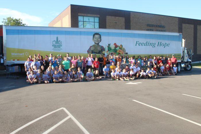 M&W Logistics Group Community Giving