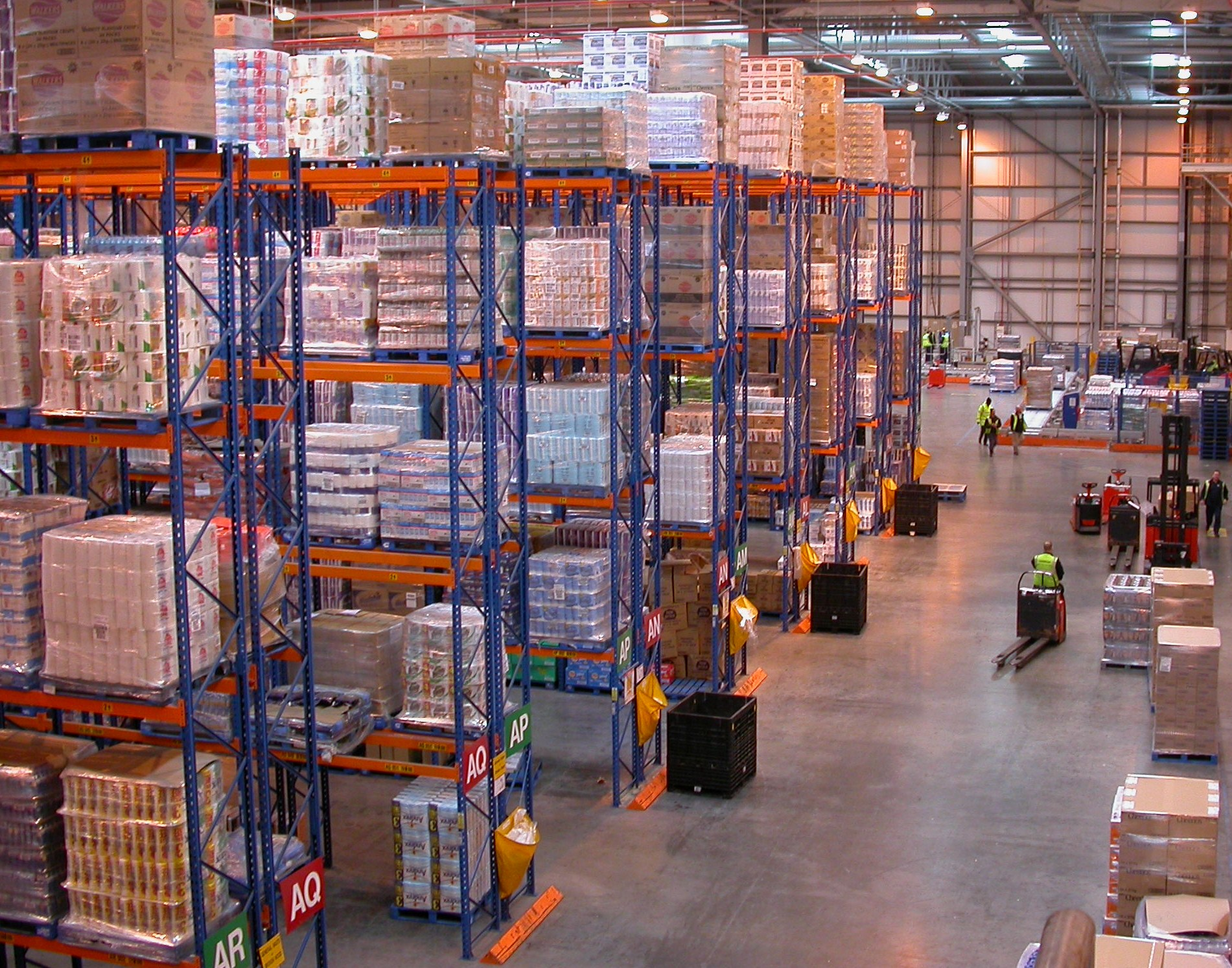 Down the Career Path: Your Next Job Could be in Warehousing