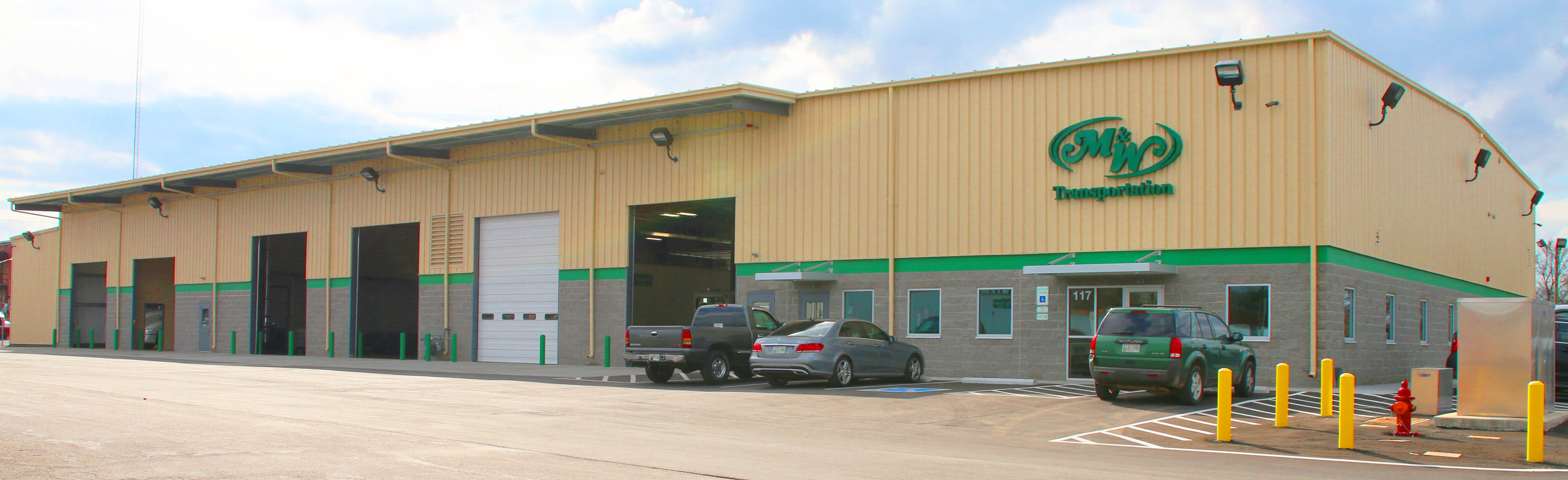 M&W Transportation Announces the Opening of New Truck Service & Repair Center