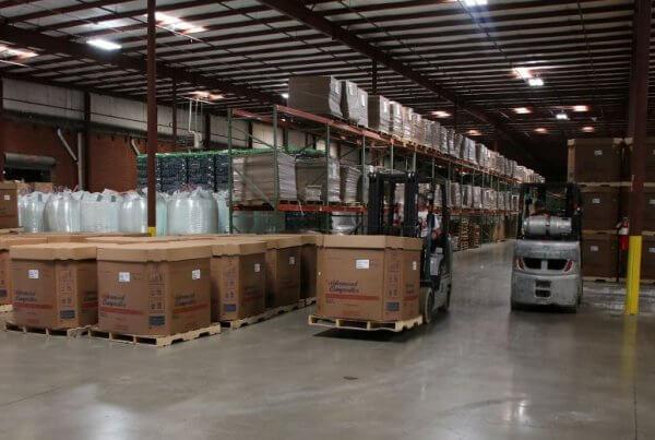 M&W Logistics Food Warehousing