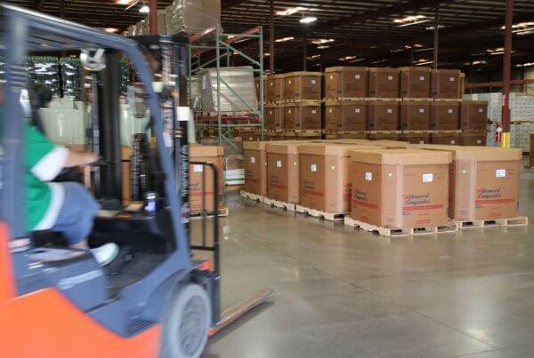 M&W Public Warehouse