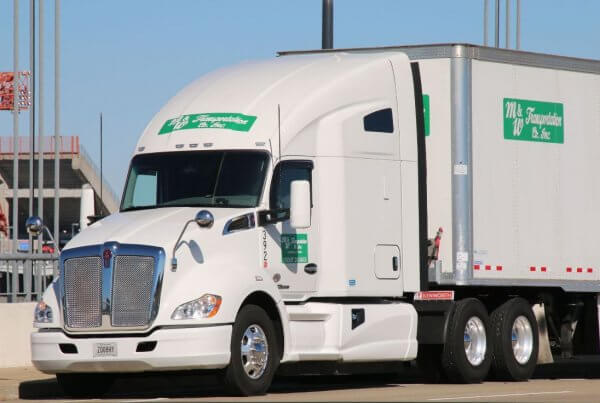 M&W Tractor Trailer Freight Consolidators