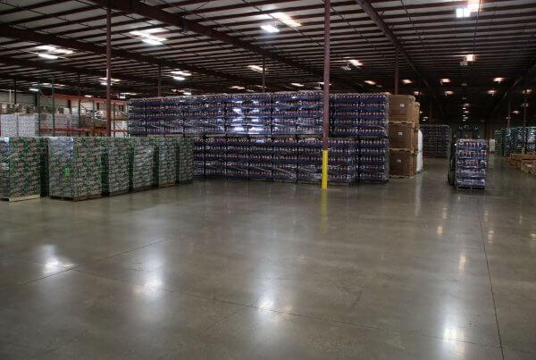 Food Grade Warehousing